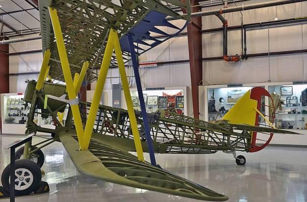 WWII Aviation Museum
