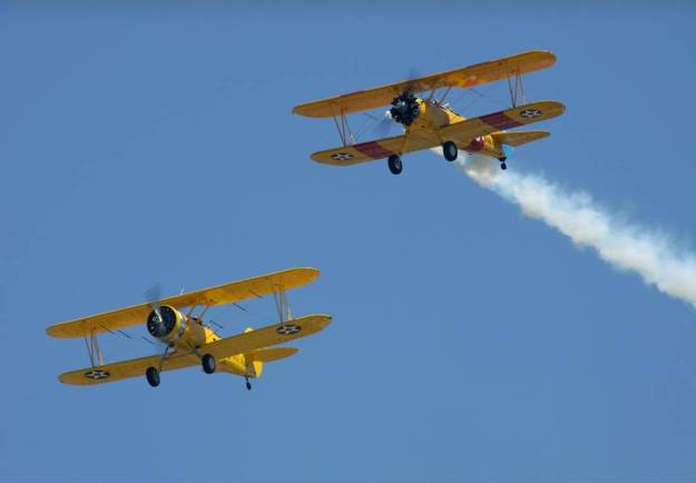 N3N and Stearman