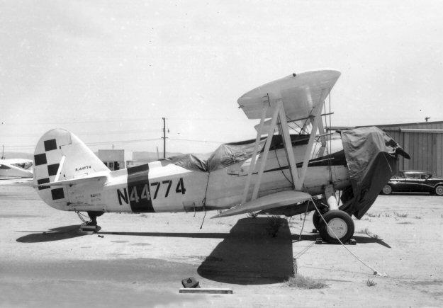 N44774 2659 Hawthorne 1962