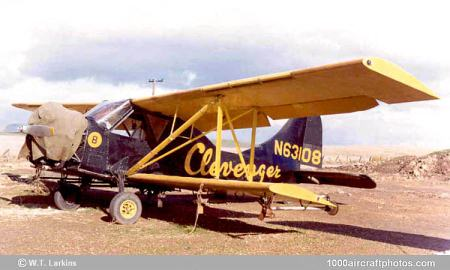 stinson L5 bipe Number 8