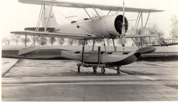 XN3N-1 Floats Anacostia 1935